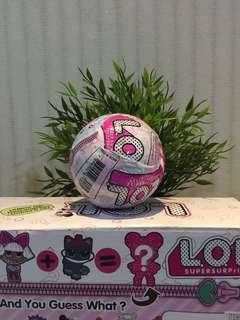 LOL surprise ball versi Glitter KW