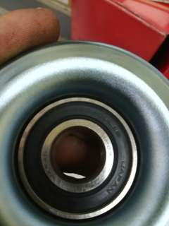 Mazda 3 (BK-BL)-ENGINE FAN BELT PULLEY BEARING ORIGINAL