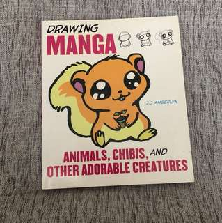Drawing Manga Animals