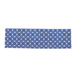 Dew Blue Table Runner 200 x 30
