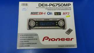 Pioneer DEH-P6750MP Multi CD Player
