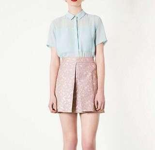 Top shop A-line Skirt