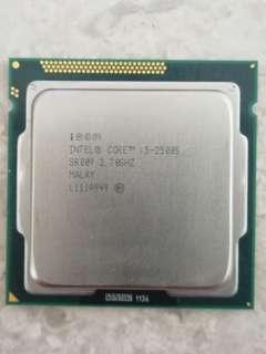 Intel Core i5 2500S 2.7GHz desktop processor