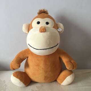 NEW boneka monkey