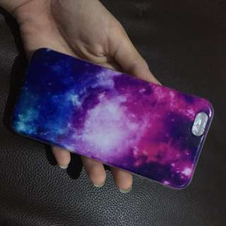 Galaxy jellycase iphone6/6s