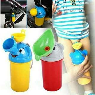 portable pispot anak