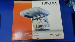 Necvox Overhead LCD Monitor