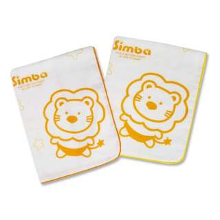 🚚 Simba Baby Towel (2pcs)