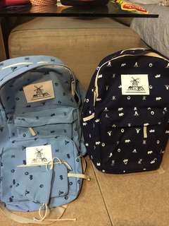 Buddle bags