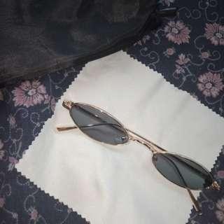 Classic retro sunglasses