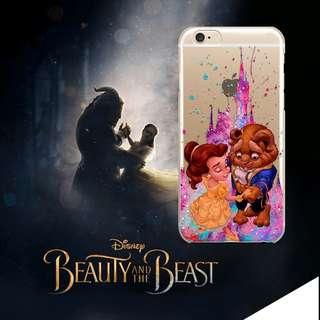 Casing Beauty & The Beast