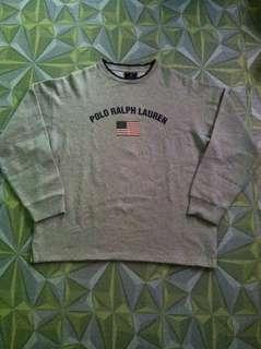 Vintage Polo Sport Polo Ralph Lauren Crewneck Sweater