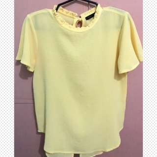 ForMe Yellow Top