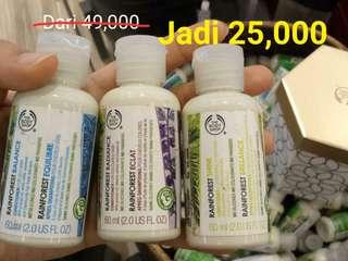 Rainforest shampo