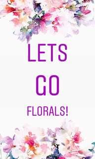 Florals!