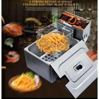 Pre Order Electric Deep Fryer   Php 1900  #sywg