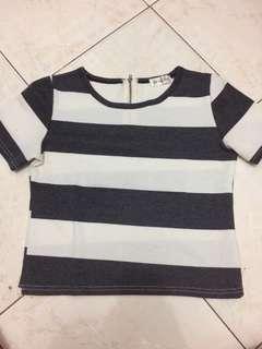 Stripes Croptop