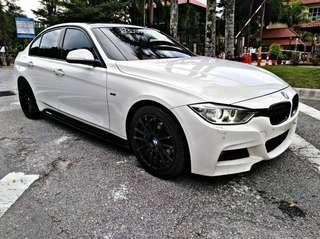 BMW F30 2.0 MSPORT