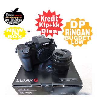 Panasonic Lumix DMC-G7-14-42mm Resmi-kredit Dp 1jt ditoko call/wa;081905288895