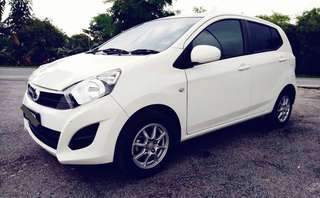 SAMBUNG BAYAR/CONTINUE LOAN  PERODUA AXIA G 1.0 AUTO  YEAR 2016 MONTHLY RM 570 BALANCE 7 YEARS + ROADTAX NOV 2018 TIPTOP CONDITION  DP KLIK wasap.my/60133524312/axia