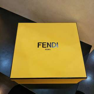 Fendi box