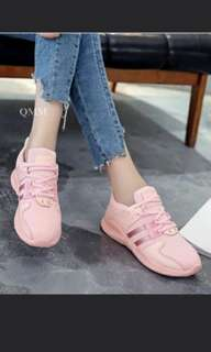Pinky Shoes