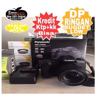 Panasonic Lumix DMC-G85/14-42mm Resmi-kredit Dp 1jt ditoko call/wa;081905288895