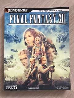 Final Fantasy XII Signature Series Guide (BRADYGAMES)