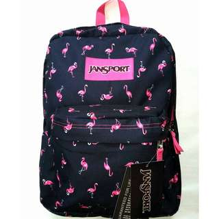 JanSport Bag - Flamingo