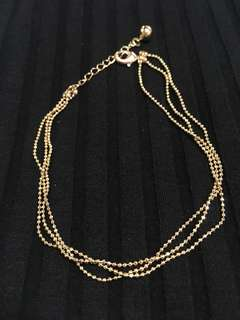 3-layer Anklet