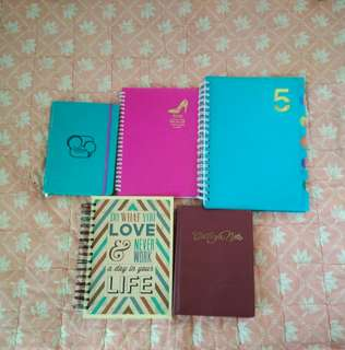 Used notebooks
