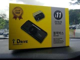 Idrive 2 Channel Full HD camera similar specs with iroad Q9