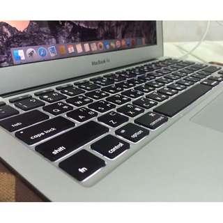"Apple MacBook Air 11"" 2015 i5 4G/128G公司貨"
