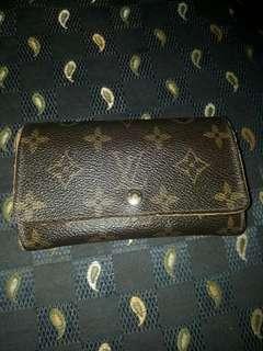 Louis Vuitton Coin Purse Wallet Authentic