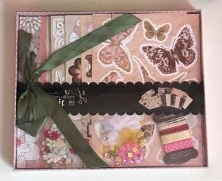 BN DIY Scrapbooking Kit