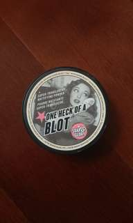 soap&glory one heck of a blot
