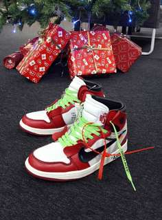 OFF-WHITE Nike Air Jordan 1
