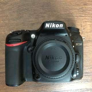 9/10 Nikon D7200