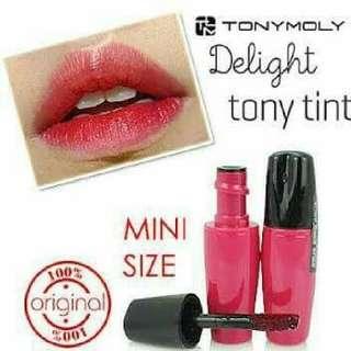 Tonymoly liptint mini