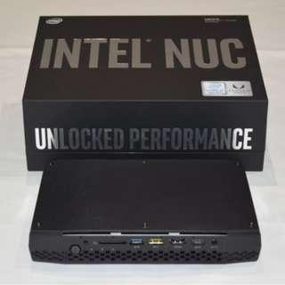 Intel NUC8i7hvk HADES CANYON
