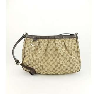 Gucci Classic Sukey Hobo Bag (Brown)