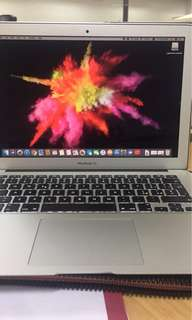 Macbook 2013 128gb i5