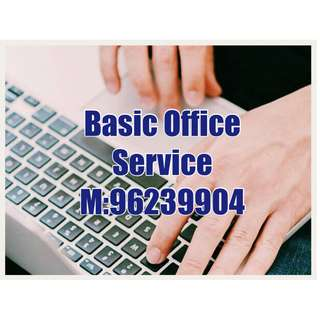 Typing Service For Letters, Documents * Copy Typing Service from Old Books & Documents