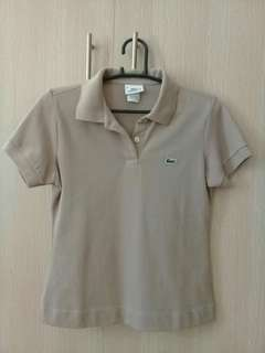 Lacoste polo shirt (brand new)
