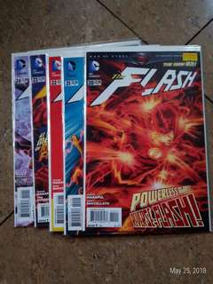 The reverse flash #1-5