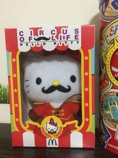🚚 麥當勞馬戲團hello kitty #一百元好物
