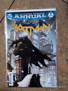 Annual batman 1