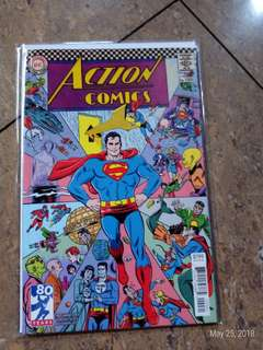 Action comics: no 1000