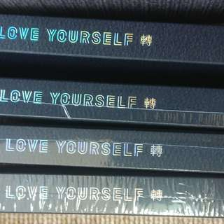 BTS 'Love Yourself: Tear' Album onhand
