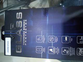 Tempered Vip Glass iphone
